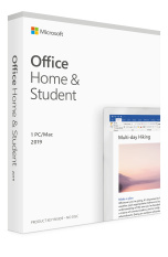Microsoft Office Home & Student 1 PC/Mac 2019