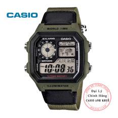 Đồng hồ Casio STANDARD AE1200WHB-3BV chính hãng