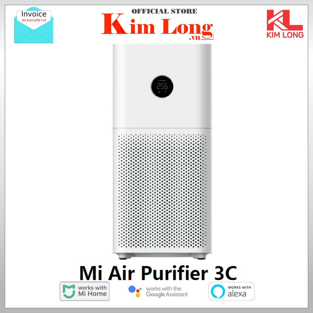 [Nhập ELAPR21 giảm 10% tối đa 200k đơn từ 99k]XIAOMI Air Purifier 3C Máy lọc không khí khử mùi diệt khuẩn – Chính hãng Digiworld