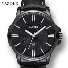 Đồng hồ nam YA02 YAZOLE thiết kế cổ điển
