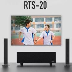 Dàn loa âm thanh tại nhà , loa Sound Bar âm thanh 3D hifi stereo công nghệ Bluetooth Remax RTS – 20