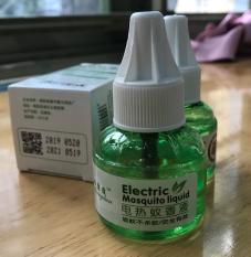 Tinh dầu đuổi muỗi Electric Mosquito Liquid 45ml và đầu cắm
