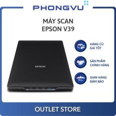 Máy Scan Epson V39 – Máy scan cũ