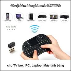 Bàn phím mini không dây cho ĐT, MTB, Laptop, Tivi