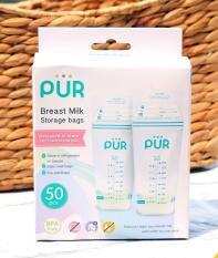 Túi trữ sữa Pur, hộp 50 túi