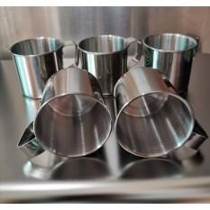 [ÁP MÃ GIẢM CHỈ CÒN 1K/2ly ] COMBO2 Ly inox có quai uống nước. Ca làm đá có quai bằng inox/Chất liệu inox đảm bảo an toàn cho sức khỏe