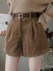 Quần Shorts nữ vải Nhung tăm đẹp