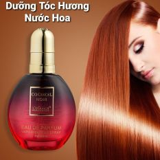 Tinh Dầu Dưỡng tóc bóng mượt Coco Macxi Hương Nước Hoa 80 ml