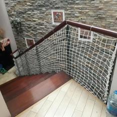 Lưới chắn cầu thang, lưới chắn ban công, lưới chắn an toàn, lưới an toàn trẻ em