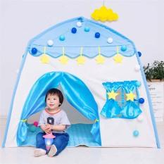 Lều cho bé, lều lâu đài công chúa hoàng tử phong cách Hàn Quốc cho bé vui chơi