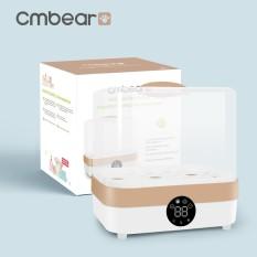 Máy tiệt trùng bình sữa sấy khô Cmbear – tiệt trùng cùng lúc 6 bình sữa