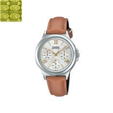 Đồng hồ nữ dây da Casio Anh Khuê LTP-V300L-7A2UDF