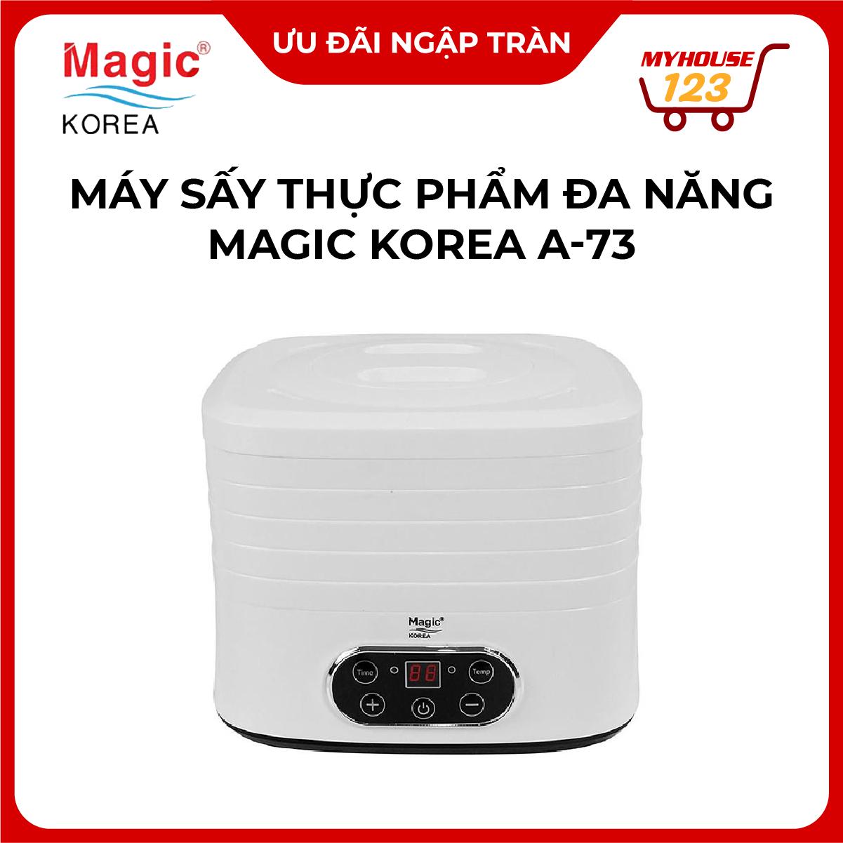 Máy sấy thực phẩm đa năng Magic Korea A-73