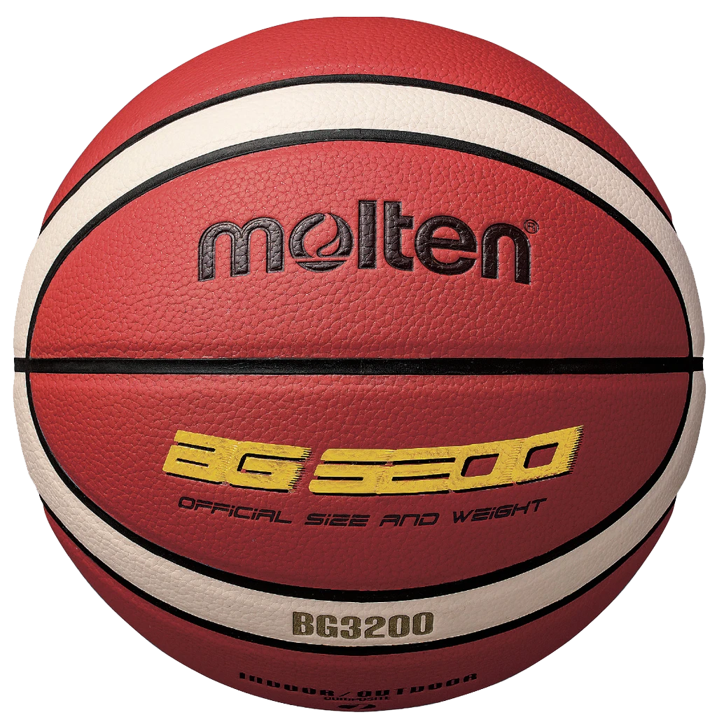 BÓNG RỔ MOLTEN BG3200 (Size: 5,6,7)
