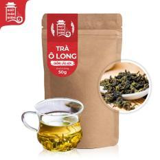 Trà Olong Kim Tuyên túi 50g – tác dụng giảm căng thẳng tăng cường sự tập trung cải thiện trí nhớ, trà ô long được trồng và sản xuất tại Bảo Lộc đạt tiêu chuẩn VietGAP – Nhất Phẩm Đường