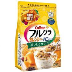 Ngũ cốc hoa quả Calbee Furugura Nhật Bản màu vàng (PHÂN PHỐI SỈ & LẺ/ 0946707283)