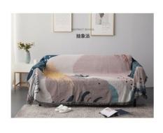 Thảm Sofa Cotton, thảm sàn phong cách hiện đại