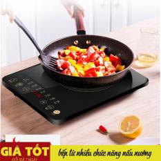 Bếp từ- Bếp từ điện tử – Bếp điện từ-bếp từ đơn SHOUSHENG C35 – 2100W siêu mỏng Tiết kiệm điện, mặt kính chịu nhiệt tốt (Không kèm Nồi)
