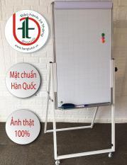 Bảng Flipchart Chân Gấp kt 60*100cm (Tặng bút viết bảng,bông lau từ tính,nam châm, giấy A1)