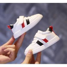 Giày mềm cao cấp cho bé tập đi 2 sọc -giày cho bé hót nhất 2020 -G09
