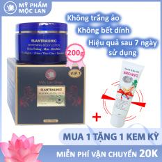 Kem body trắng da cấp tốc, kem dưỡng trắng da toàn thân chống nắng SPF 50++ Elantralinic VIP-1 200g – Mỹ phẩm Mộc Lan