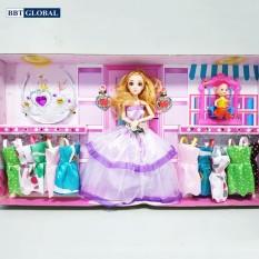 Đồ chơi trẻ em búp bê thời trang cho bé cỡ lớn BBT Global YA020 – do choi chính hãng an toàn