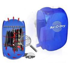 cách sấy khô quần áo- có nên mua máy sấy quần áo- sấy quần áo Air o Dry mini siêu tiện dụng cho ngày mưa ẩm, chống mốc chống nhăn quần áo.