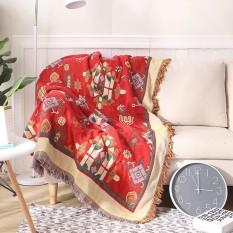 Thảm Vintage, Thảm Thổ Cẩm, Khăn Phủ Sofa, Thảm trải sàn 230x180cm