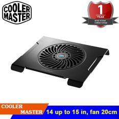 [Nhập ELJAN11 giảm 10%, tối đa 200k, đơn từ 99k]Đế tản nhiệt Laptop Cooler Master NotePal C3 dùng cho máy tính xách tay