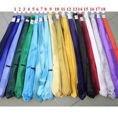 Cà vạt bản nhỏ 5cm có nhiều màu (vui lòng chọn số màu tương ứng trên hình)