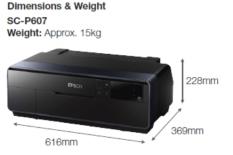 Máy in proof Epson SureColor P607