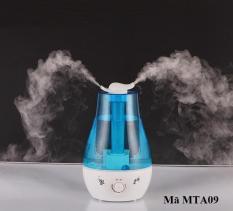 Máy tạo ẩm phun sương loại lớn với 2 đầu phun sương MTA09
