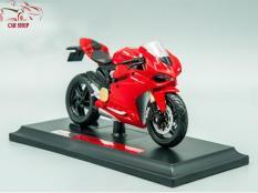 Xe mô hình siêu xe Ducati 1199 Panigale tỉ lệ 1:18