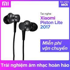 Tai nghe Xiaomi Piston Lite 2017 (Đen) – Hãng phân phối chính thức