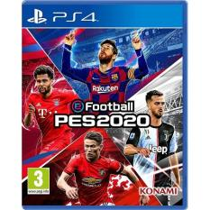 Đĩa Game PS4 – EFootball Pro Evolution Soccer 2020 ( PES 2020 ) – EU