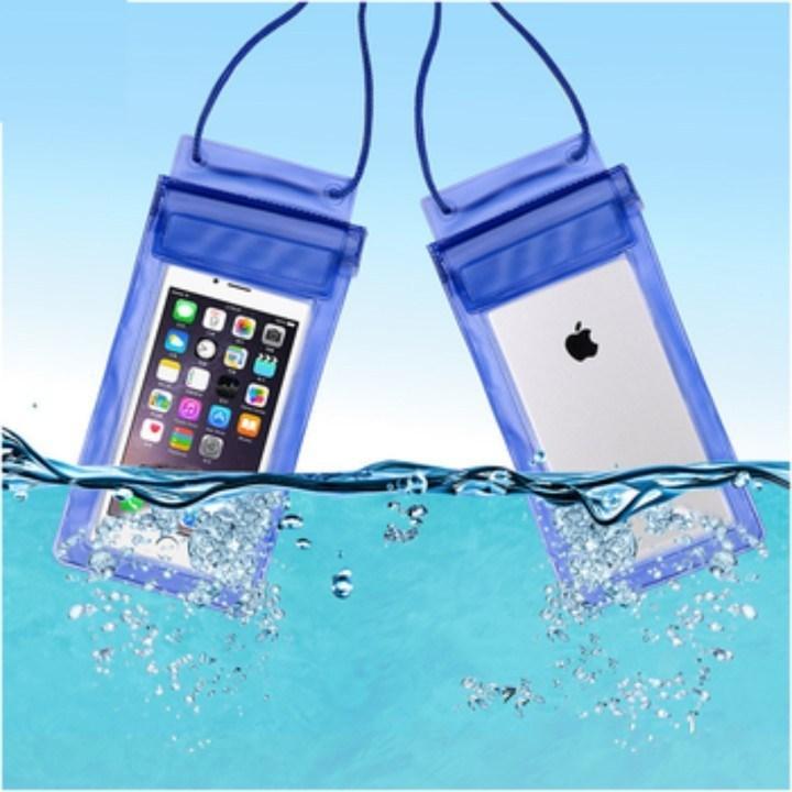 Túi đựng điện thoại chống nước trong suốt ( Dùng được trên mọi loại điện thoại )