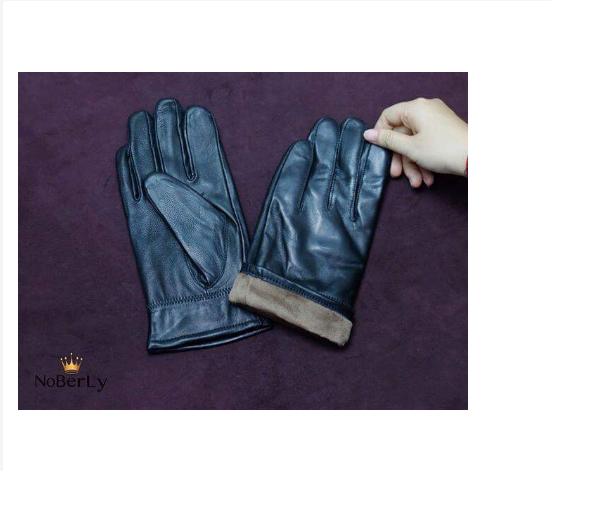 Găng tay da cừu nam – bảo hành 3 năm- legoxanh