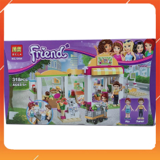 Đồ Chơi Noel – Xếp Hình Thông Minh Friends No.10494 – Đồ Chơi Trẻ Em Toy Mart