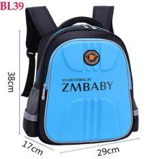 Balo học sinh, balo đi học trẻ em cao cấp chống gù lưng ZHIMABABY BL39