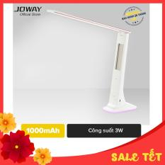 Đèn LED thông minh chống cận để bàn đa chức năng Joway LED06 – Hãng phân phối chính thức