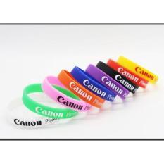 Combo 2 vòng đeo silicon bảo vệ lens Canon (màu ngẫu nhiên)