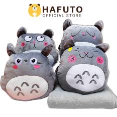 Gấu bông Hafuto |Gối mền totoro quà tặng cho bạn gái,đồ chơi trẻ em
