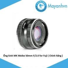 Ống kính MK Meike 50mm F/2.0 for Fuji