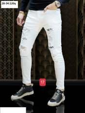 Quần jean nam cao cấp chất liệu jean dày dặn và co giãn, form dáng chuẩn, hàng chuẩn shop (size 28-34) Trùm Sỉ Thời Trang Jean12