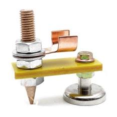 Kẹp mát nam châm lực hút mạnh dễ dàng sử dụng, kẹp mát hàn nối đất dụng cụ hỗ trợ hàn chuyên dụng