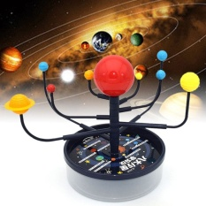 Mô Hình Hành Tinh Hệ Mặt Trời, Lắp Ráp Đồ Chơi Hành Tinh Bộ Đồ Chơi Tự Làm Khoa Học Và Giáo Dục Cho Trẻ Em