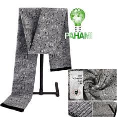Khăn len nam hàn quốc (dài 1.8m rộng 32cm) Hot thu đông 2019, khăn quàng cổ nam, khăn quàng cổ thời trang sk101, khăn choàng nam, khăn choàng nữ