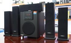 Loa Bluetooth cao cấp Soundmax B60 – 5.1/ USB, SD Card, Bluetooth