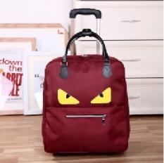 Túi xách da PU không thấm nước, vali kéo du lịch cỡ lớn