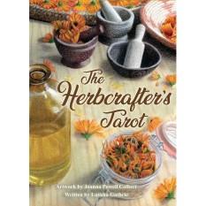 Bài Tarot The Herbcrafter's Tarot Tặng Đá Thanh Tẩy